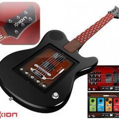 Transforme o iPad numa Guitarra de Verdade!