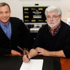 Disney Compra Lucasfilm e Anuncia Star Wars Episódio 7 para 2015!