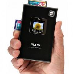 Nexto Di Digital Photo Storage, um Gadget para BackUp de Fotos