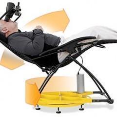 Uma Cadeira Para Ver As Estrelas