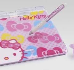 Pen Tablet Da Hello Kitty