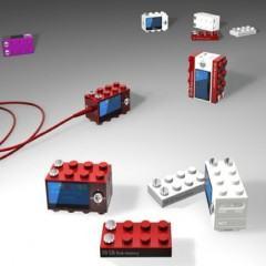 Bloc, Um MP3 Player Modular no Estilo LEGO!