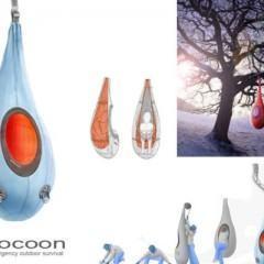 Cocoon: Um abrigo de emergência
