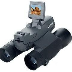 Binóculo com Câmera Digital