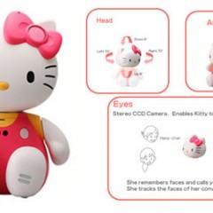 Hello Kitty Agora Virou um Robô Babá