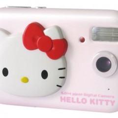 Câmera Digital da Hello Kitty