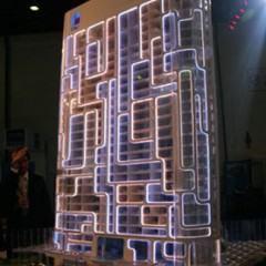 iPad, Uma Torre Inclinada Inspirada em um iPod
