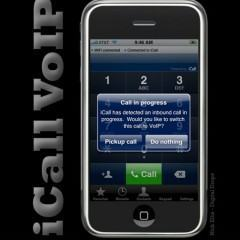 iCall: Fale de Graça com VoIP no seu iPhone!