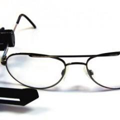 Os Óculos com Legendas Integradas