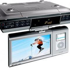Philips CDC778 Leva o seu iPod para a Cozinha