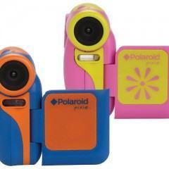 Polaroid Pixie, Sucesso Garantido Entre as Crianças!