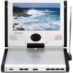 Novos DVD Players da Polaroid com TV Digital