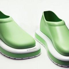 Sapatos com Aspirador de Pó da Electrolux