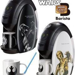 Cafeteiras Nestle Star Wars!