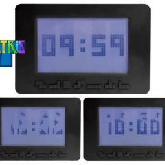 Despertador Tetris