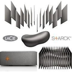 Disco Rigido LaCie Blade Runner com 4 TB e Design de Philippe Starck
