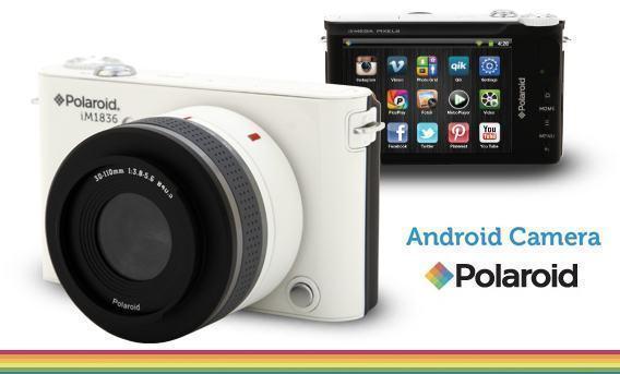 Polaroid-iM1836-Android-Camera