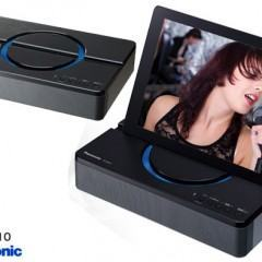 Dock para iPad Panasonic SC-NP10 com Bluetooth e Som 2.1