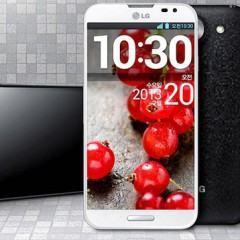 LG Optimus G Pro ganha update com recursos inteligentes para enfrentar Galaxy S4