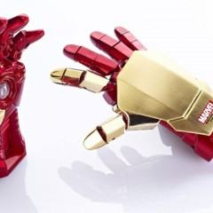 Incrível Flash Drive do Iron Man!