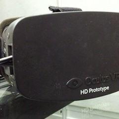 Oculus Rift, agora com suporte a Full HD 1080p
