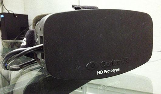 Oculus Rift 1080p