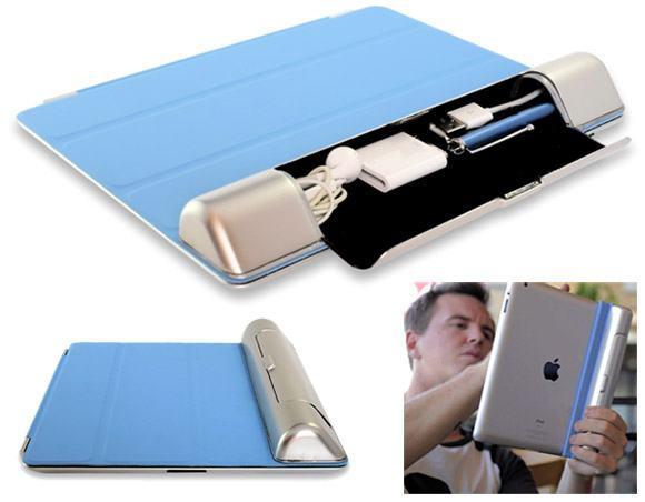 Smart Cargo para Carregar os Acessórios do iPad