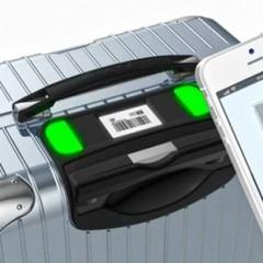Essa mala com rastreamento GPS e tarja RFID nunca vai ficar perdida por aí