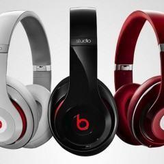 Beats Studio: Headphones ganham novo design e bateria recarregável