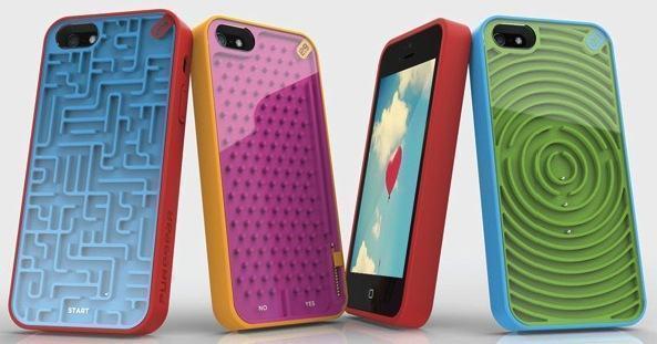 Cases retrô mantém seu iPhone divertido mesmo quando a bateria acaba