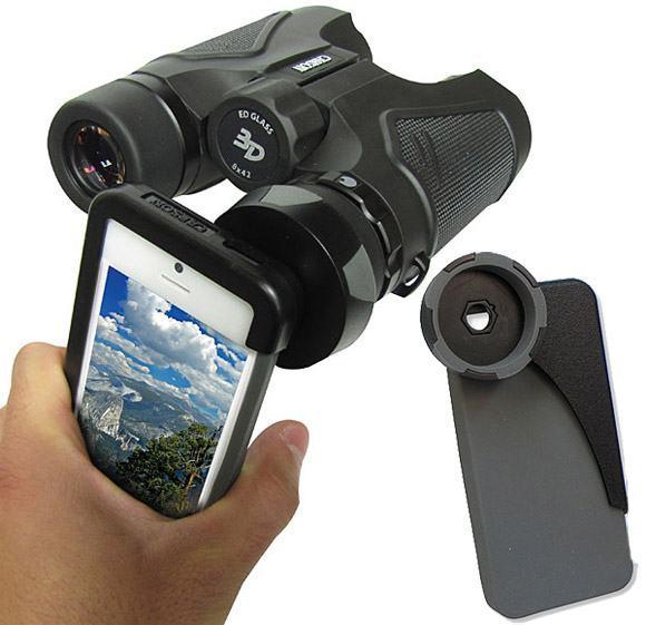 iPhone-Binocular-Adapter