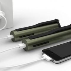 Voltmaker, bateria extra que recarrega a bateria do iPhone com a sua energia