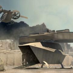 Transformer TX: Drone não tripulado da Lockheed Martin será capaz de transportar veículos