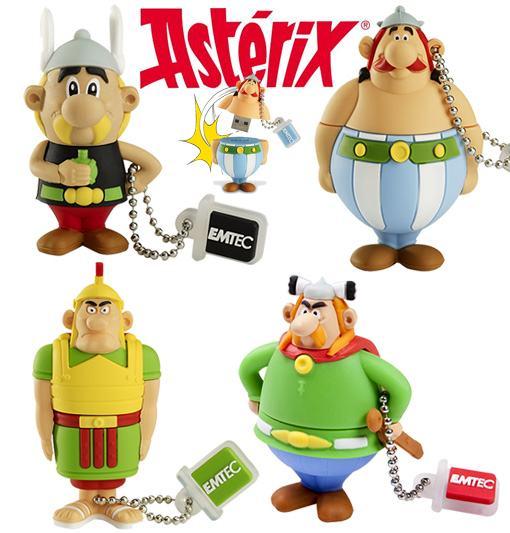 Asterix-USBFlash-Range