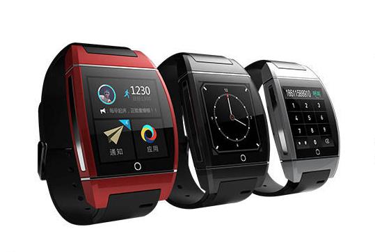 Relógio Android com Bluetooth