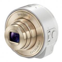 Sony deve lançar lentes acopláveis Smart Shot QX10 e QX100 para iPhone e smartphones Android