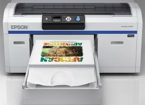 Epson SureColor F2000 Imprime Direto em Tecidos de Algodão!