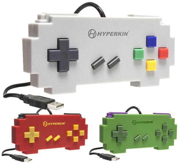 Pixel-Art-Controller-Joystick-8-bit