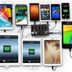 Estação com 10 portas USB da Brando recarrega todos os seus gadgets