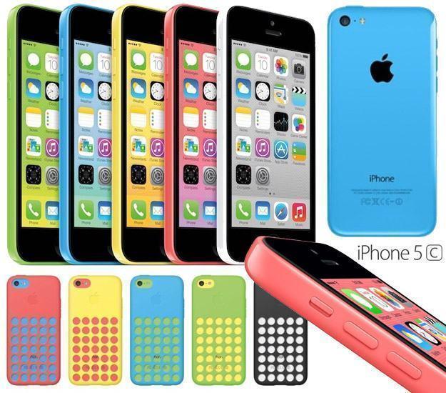 Apple Anuncia o Colorido iPhone 5C