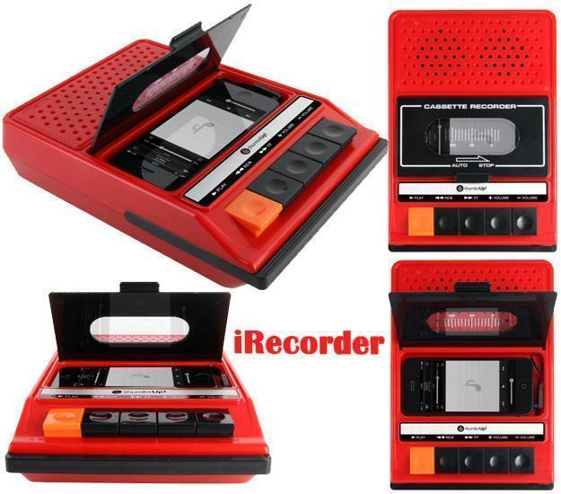 iRecorder-iPhone-Dock