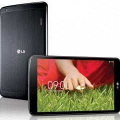 Tablet LG G Pad 8.3 deve ser lançado na IFA