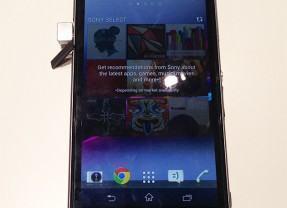 IFA 2013: Testamos o Xperia Z1 e as câmeras Cyber-shot QX100 e QX10