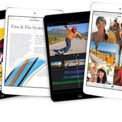 O Novo iPad Mini com Retina Display!