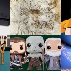 O melhor dos blogs: PS4 caríssimo, Logan em livro, bonecos do Hobbit, Videogames na vida real e mais!