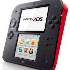 Nintendo 2DS já disponível nos Estados Unidos, Europa e Austrália