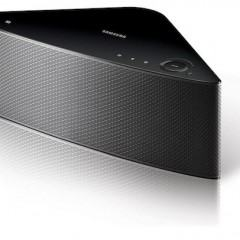 Samsung Shape M7, um sistema de som sem fio para todos os ambientes da sua casa
