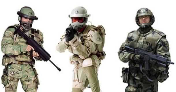 TALOS (Tactical Assault Light Operator Suit)