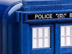 Doctor Who 50 Anos: Mini Geladeira TARDIS