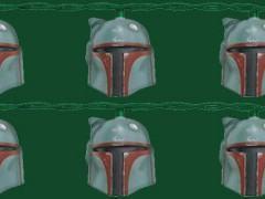 Luzes de Natal Star Wars Boba Fett